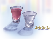 20 Glass Communion Cups (1.5 inch)  -