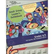 It All Fits Together, Fall: Small Group Leader's Guidebook, Grade 4/5  -     By: Willow Creek