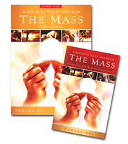 A Biblical Walk Through The Mass Leader Pack     -     By: Edward Sri