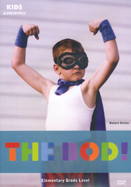 The Bod! DVD  -