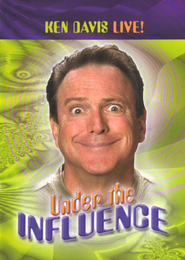 Under the Influence, DVD   -     By: Ken Davis