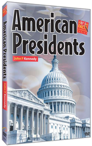 American Presidents: John F Kennedy DVD  -