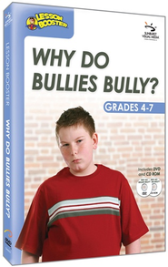Why Do Bullies Bully? DVD & CDROM  -