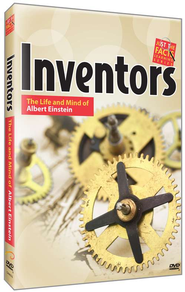 Inventors: The Life and Mind of Albert Einstein DVD  -
