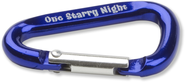 One Starry Night Carabiners, 10 Pack  -