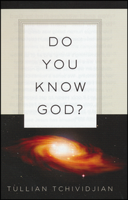 Do You Know God? Pack of 25 Tracts  -     By: Tullian Tchividjian
