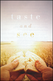 Taste and See, Pack of 25 Tracts  -
