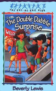 The Double Dabble Surprise, Cul-de-Sac Kids #1   -     By: Beverly Lewis