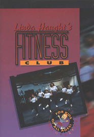 Linda Haught's Fitness Club--DVD   -     By: Linda Haught