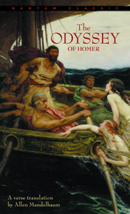 Odyssey of Homer - eBook  -     By: Homer, Allen Mandelbaum