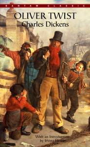 Oliver Twist - eBook  -     By: Charles Dickens, Irving Howe
