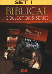 Biblical Collector's Series, DVD Set #1   -