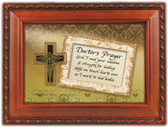 Doctors Prayer Music Box, Friend in Jesus  -