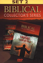 Biblical Collector's Series, DVD Set #2   -