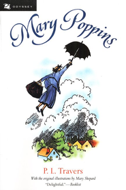 Mary Poppins, Softcover   -              By: P.L. Travers