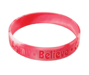 Abc Wristband, Package of 10  -