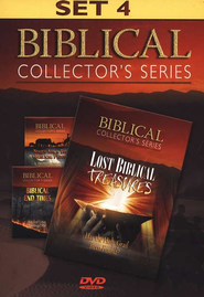 Biblical Collector's Series, DVD Set #4   -