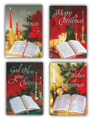 Heaven Came Down, Box of 12 Assorted Christmas Cards  -