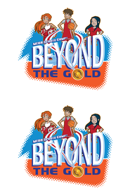 MSC Beyond the Gold: Iron-On (Package of 10)  -