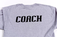 Coach T-shirt, Adult Medium (38-40)   -