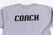 Coach T-shirt, Adult Large (42-44)   -