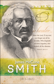 James McCune Smith (Psalm 103:2-3) Bulletins, 100  -