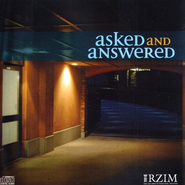 Asked and Answered - CD   -     By: Ravi Zacharias
