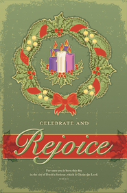 Advent Rejoice, Bulletins, 100  -