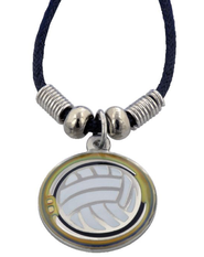 Mood Changer Volleyball Pendant  -