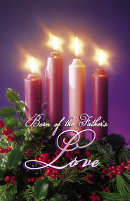 Born of the Father's Love Advent Bulletins, 100  -