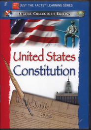 Just The Facts Learning Series: U.S. Constitution/Bill of Rights, (2 Volume Gift Boxed Set - DVD)  -