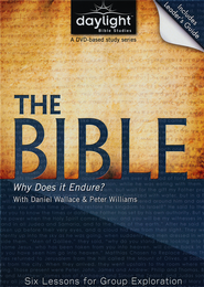The Bible: Why Does It Endure? - DVD & Leader's Guide  -