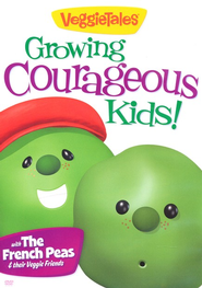 VeggieTales: Growing Courageous Kids! DVD    -