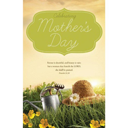 Celebrating Mothers (Proverbs 31:26) Bulletins, 100  -