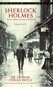 Sherlock Holmes Volumes I and II - eBook  -     By: Sir Arthur Conan Doyle