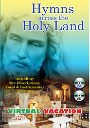Hymns across the Holy Land, DVD and CD  -     By: David & The High Spirit