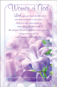 Women of God, Proverbs 31:10 Bulletins, 100   -