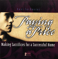 Paying A Price, 2 CDs   -     By: Ravi Zacharias