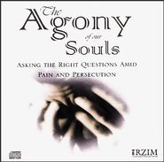 The Agony of Our Souls, 2 CDs   -     By: Ravi Zacharias