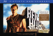Ben Hur 50th Anniversary Ultimate Collector's Gift   Edition (Blu-Ray)  -