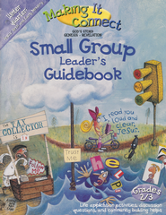 Making It Connect, Winter: Small Group Leader's Guidebook, Grade 2/3  -     By: Willow Creek