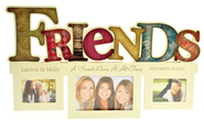 Personalized, Friends Love at All Times Photo Frame,  Friends  -