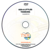 Kid-a-Littles: Completing A Task DVD  -