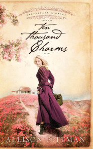 Ten Thousand Charms - eBook Crossroads of Grace Series #1  -     By: Allison K. Pittman