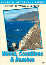 Physical Geography: Waves, Coastlines & Beaches DVD  -