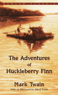 The Adventures of Huckleberry Finn - eBook  -     By: Mark Twain, Alfred Kazin