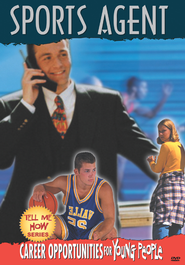 Tell Me How Career Series: Sports Agent DVD  -