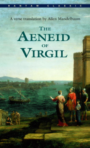 The Aeneid of Virgil - eBook  -     By: Virgil, Allen Mandelbaum