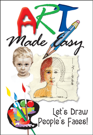 Art Made Easy: Let's Draw People's Faces! DVD   -