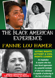 Fannie Lou Hamer: Voting Rights Activist DVD  -